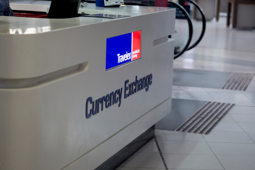 Travelex Currency Exchange Store
