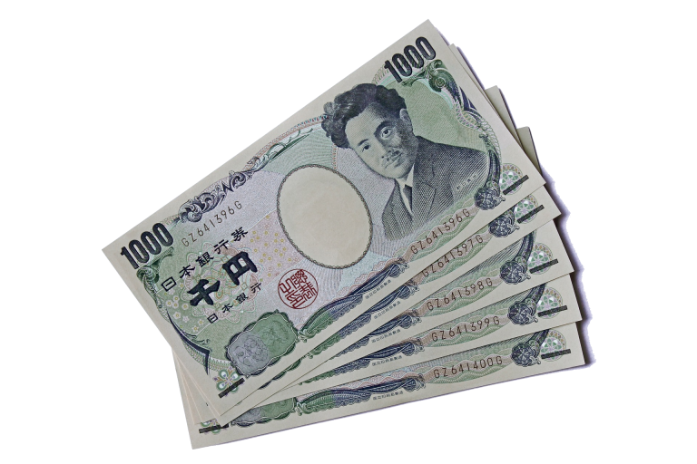 Japanese Yen (JPY)