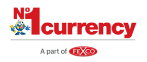 No 1 Currency Logo