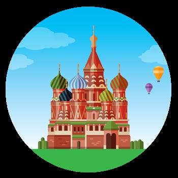 Buy Russian Rubles RUB